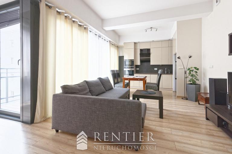 Piękne mieszkanie na wynajem - Lofty Platinum
