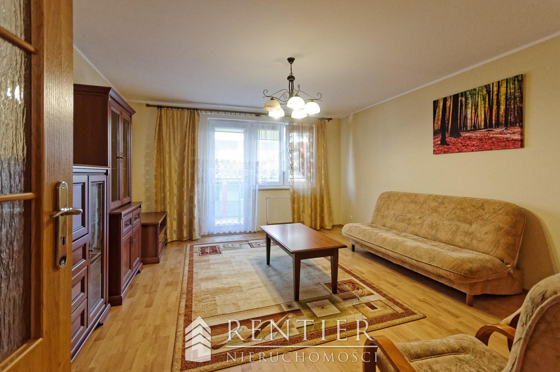Wygodne 3-pokojowe mieszkanie na Gaju